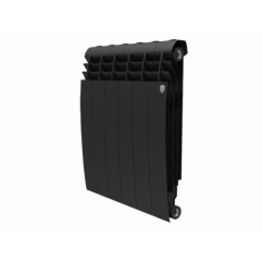 Биметалл радиатор Royal Thermo BiLiner 500 new Noir Sable Италия