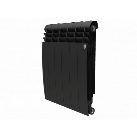 Биметалл радиатор Royal Thermo BiLiner 500 new Noir Sable Италия купить за 805 руб. в Симферополе