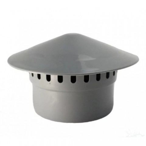 Зонт вентиляционный канализационный 50 Ger Ostendorf купить за 61 руб. в Симферополе