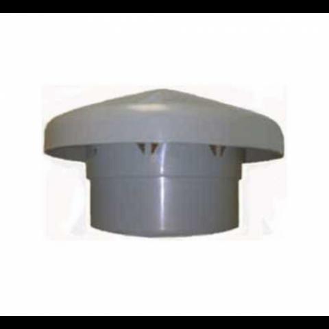 Зонт D 110 мм, полипропилен серый Flextron купить за 68 руб. в Симферополе