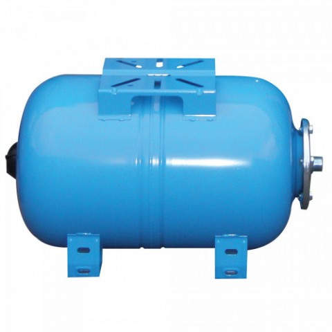 Гидроаккумулятор 100 л Комфорт (горизонтальный, холодный) купить за 4 656 руб. в Симферополе
