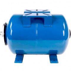 Гидроаккумулятор 24 л ДЖИЛЕКС (горизонтальный, пластик фланец)