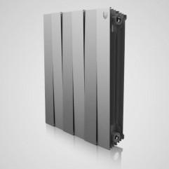 Биметалл радиатор Royal Thermo PianoForte 500 Silver Satin Италия