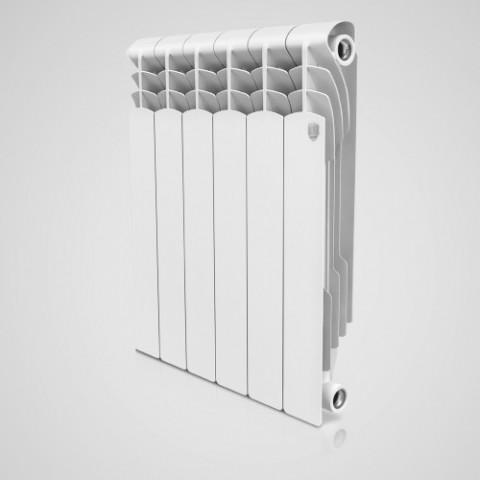 Биметалл радиатор Royal Thermo Revolution Bimetal 500/80 купить за 643 руб. в Симферополе