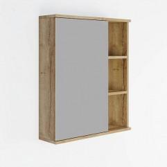 ФОРТА-70 шкаф зеркало универсальное дуб галифакс Grossman