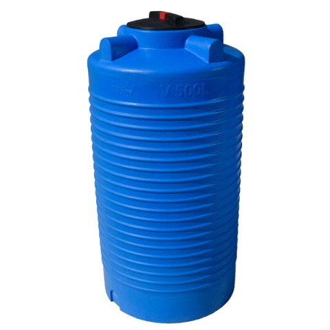 Емкость V 500 л вертиткальная Гранд Пласт B-1430мм диаметр -720мм купить за 5 080 руб. в Симферополе