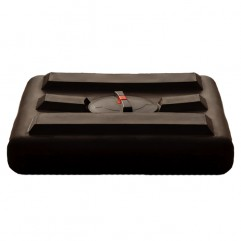 Емкость для душа 160 л черная Гранд Пласт Д-1010мм Ш1010мм В-220мм