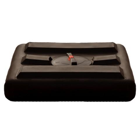 Емкость для душа 160 л черная Гранд Пласт Д-1010мм Ш1010мм В-220мм купить за 2 450 руб. в Симферополе