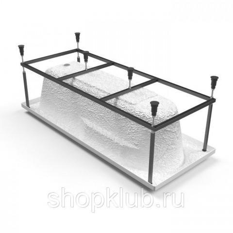 Santana 150 метал. Рама д/ванны: в комплекте со сборочным пакетом купить за 2 906 руб. в Симферополе