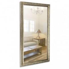 ВЕРОНА зеркало (610*1200) Серебро (Серебряные зеркала)