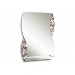 АКВА МТ зеркало (395х600) (Серебряные зеркала)