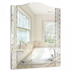 БУХАРА МТ зеркало (510*585) (Серебряные зеркала)