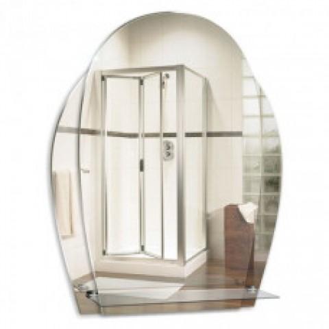 ДЕЛЬФИН зеркало (450*580) (Серебряные зеркала) купить за 841 руб. в Симферополе
