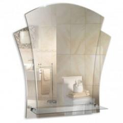 ЛИЛИЯ зеркало (480*575) (Серебряные зеркала)