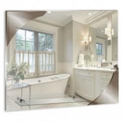 ЛОТОС зеркало (600*500) (Серебряные зеркала)