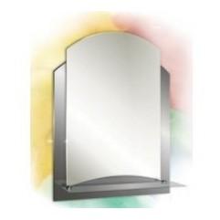 АРКА зеркало (500*580) (Серебряные зеркала)
