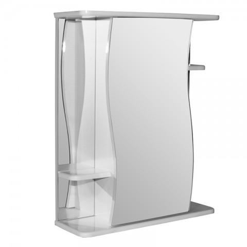 """Зеркало-шкаф Классик 55"""" ПРАВОЕ/белое 550х235х700 RADO купить за 3 133 руб. в Симферополе"""