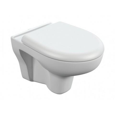 NATURE NEW CLEAN ON Подвесной унитаз с кр.дюро, Lift, e-off белый (S-MZ-NATURE-COn-DL-w) купить за 7 084 руб. в Симферополе