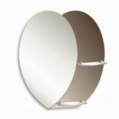 АМУР зеркало (580*660) (Серебряные зеркала)