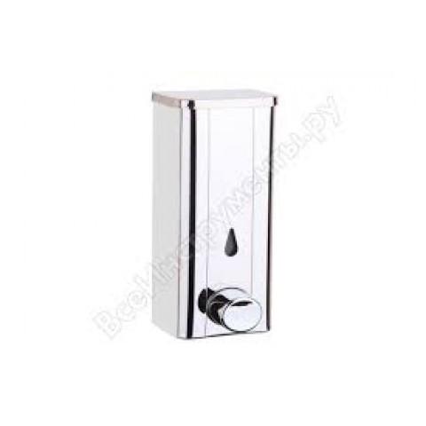 Дозатор для жидкого мыла настенный  SAVOL   ХРОМ (металл)    0,7л   S-00502 купить за 836 руб. в Симферополе