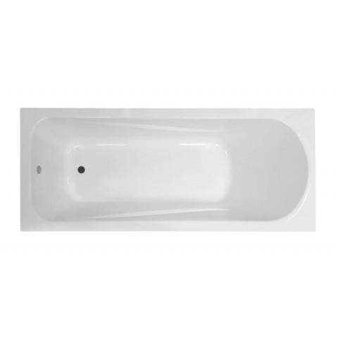 OPTIMA new Ванна акриловая 170*70 белая на ножках купить за 7 142 руб. в Симферополе