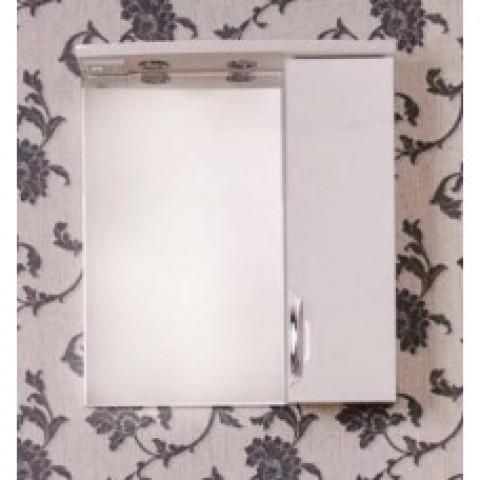 ЕВА 55 Зеркало с доводчиком со светом ПРАВОЕ (В) купить за 5 217 руб. в Симферополе