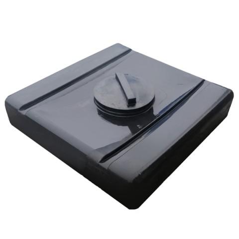 Емкость для душа 100 л черная Гранд Пласт Д-780мм Ш780мм В-210мм (д.г. 240мм) купить за 1 800 руб. в Симферополе
