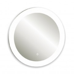 ПЕРЛА зеркало D770 Сенсорный выключатель (Серебряные зеркала)