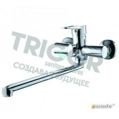 005NEW  C6-402  TRIGOR Смеситель  д/ванны  к35  (PUD)    (10)