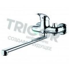 005NEW  N6-203  TRIGOR Смеситель  д/ванны  к40    (10)