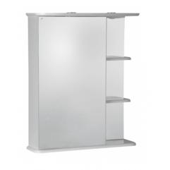 "Зеркало-шкаф Классик 60"" ЛЕВОЕ/белое 600х150х700 RADO"