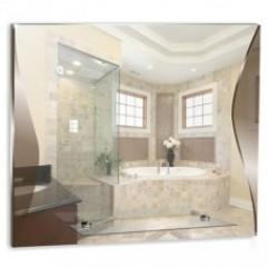 ЛОКОН зеркало ( 600*500) (Серебряные зеркала)