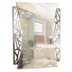 ИСКРА зеркало (540*680) (Серебряные зеркала)