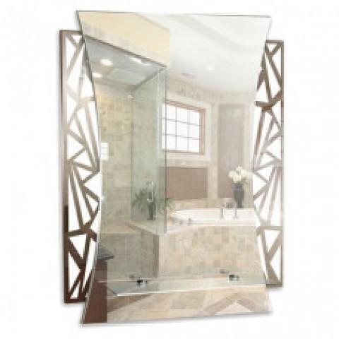 ИСКРА зеркало (540*680) (Серебряные зеркала) купить за 1 266 руб. в Симферополе