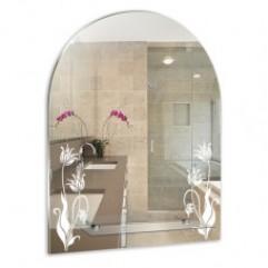 БУКЕТ зеркало (490*680) (Серебряные зеркала)