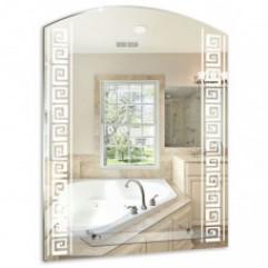 ВОСТОК зеркало (535*685) (Серебряные зеркала)