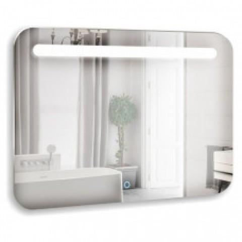 ВЕСТА зеркало 800*550 Выключатель-датчик на движение (Серебряные зеркала) купить за 6 174 руб. в Симферополе