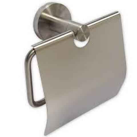 80003 - GFmark - Держатель для туалетной бумаги с экраном из нерж. стали купить за 566 руб. в Симферополе