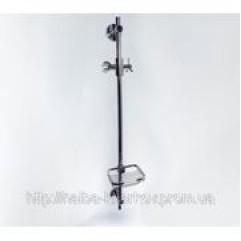 Душевая стойка с мыльницей      Dishi   RETRO   L1106    (2 шт) Латунь