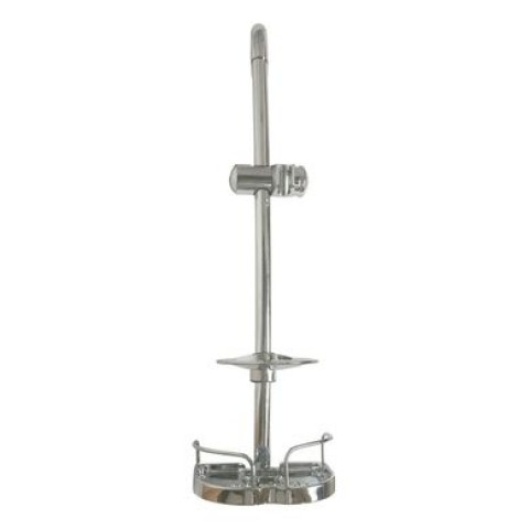 Душевая стойка с мыльницей      Dishi  Graf   L106TP (2 шт) Латунь купить за 1 275 руб. в Симферополе