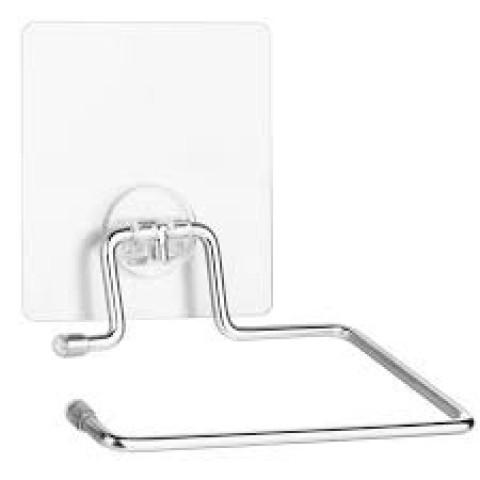 """KLE-LT016 Держатель для туалетной бумаги без крышки на силиконовом креплении """"Kleber Lite"""" купить за 286 руб. в Симферополе"""