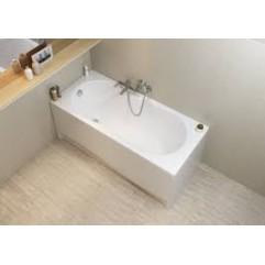 NIKE 170*70 Ванна прямоугольная, белая (63347)