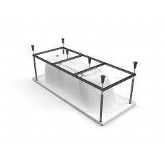 NIKE 170 Рама д/ванны: в комплекте со сборочным пакетом (K-RW-NIKE*170n)