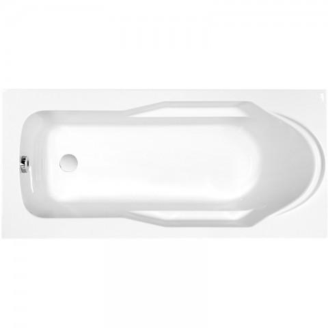 SANTANA 160*70 Ванна прямоугольная, белая (WP-SANTANA*160-W) купить за 10 193 руб. в Симферополе