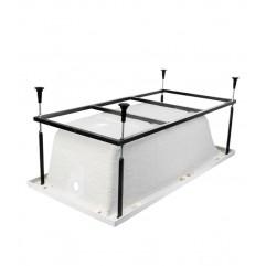 Virgo 180 метал. Рама д/ванны: в комплекте со сборочным пакетом