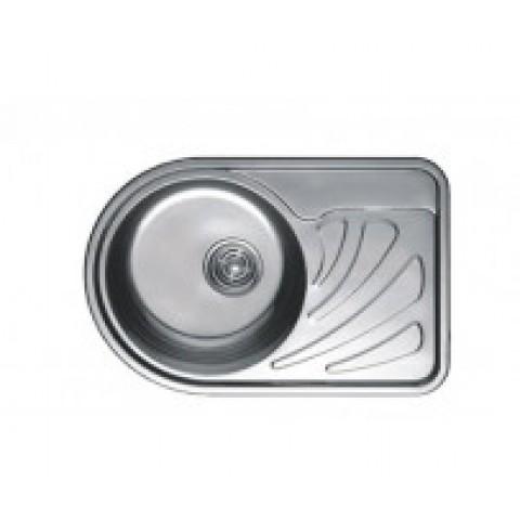HB S6744 кухонная мойка матовая купить за 2 560 руб. в Симферополе
