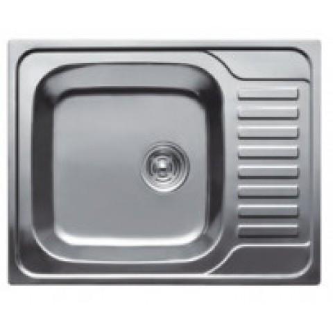 HB D4858 кухонная мойка с крылом  декор купить за 3 279 руб. в Симферополе