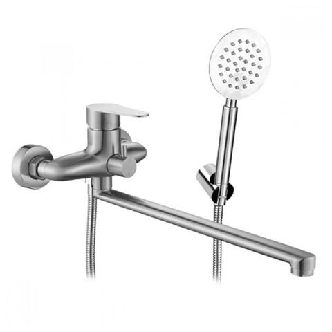 MIXXUS LEO-006 (EURO) Смеситель для ванны из нерж. стали SUS304 (12 шт/ящ) купить за 3 250 руб. в Симферополе