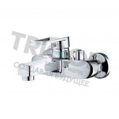 006  J3-446  TRIGOR Смеситель  д/ванны моноблок евро  к35  (SWF)  (10)