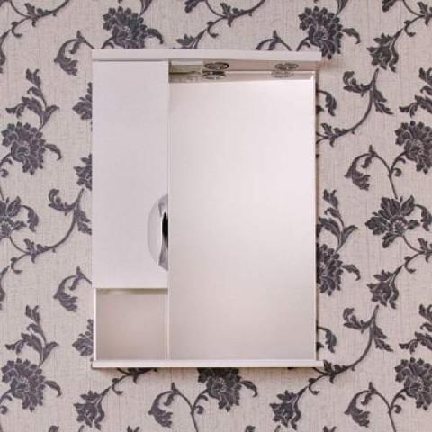 ЕВА 70 БЕЛАЯ (шкаф короткий) Зеркало с доводчиком ПРАВОЕ (В) купить за 6 827 руб. в Симферополе